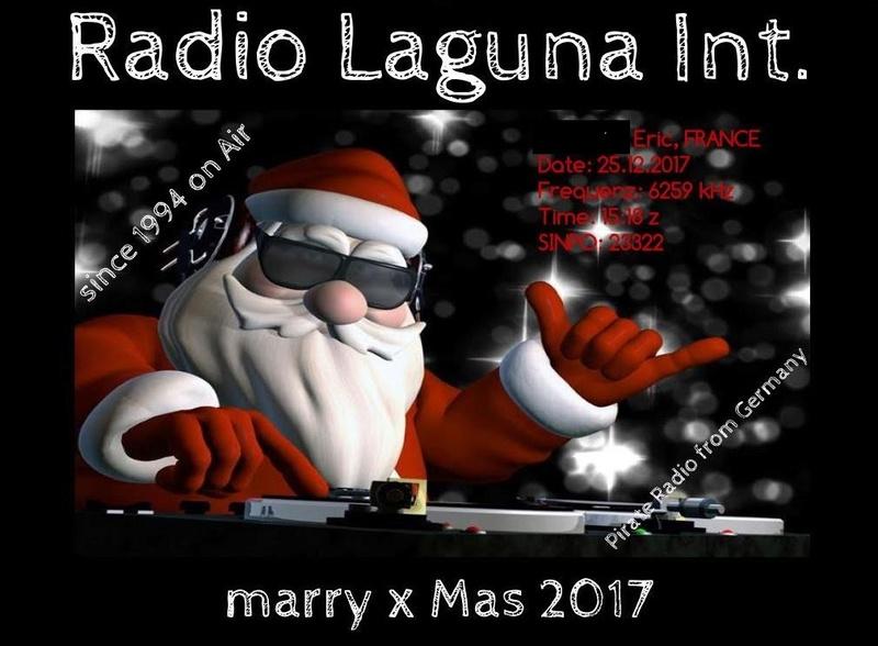 eQSL de radio LAGUNA Laguna10