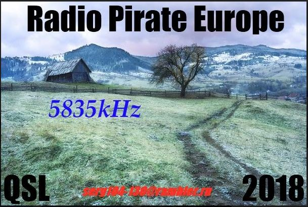 eQsl de radio Karpaty/radio of europe :Ukraine Ukr10