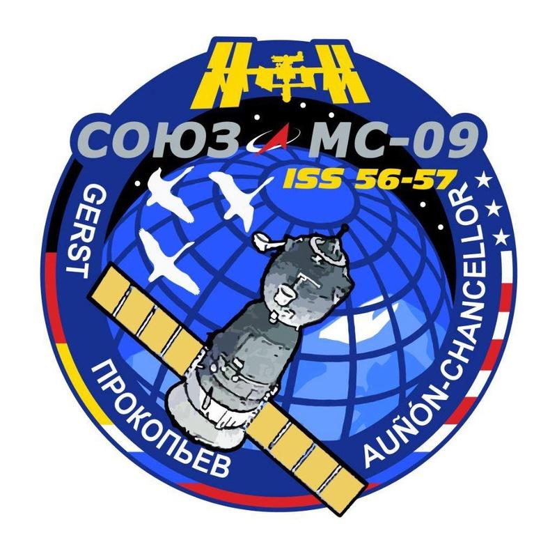 Soyouz-FG (Soyouz MS-09) - 6.6.2018 1133
