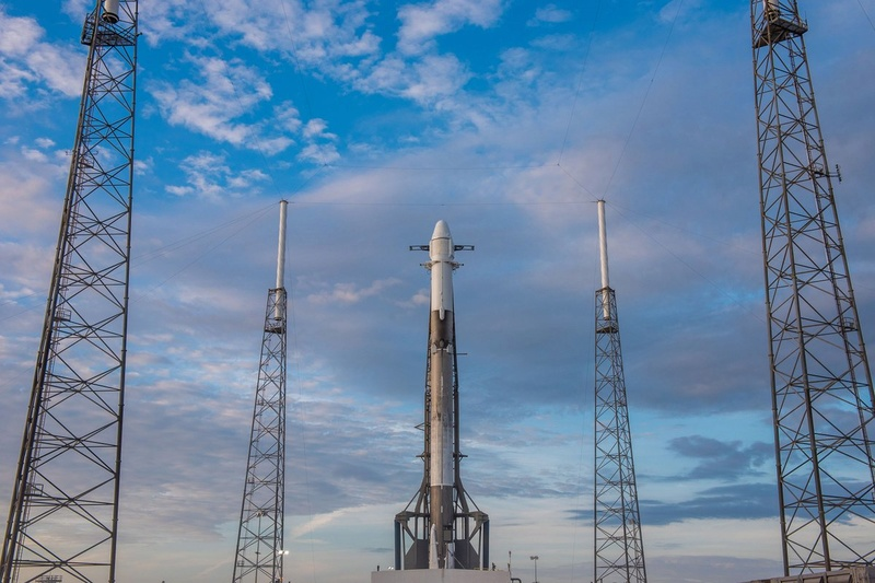 Falcon 9 (CRS-14) - 02.04.2018  - Page 2 1178