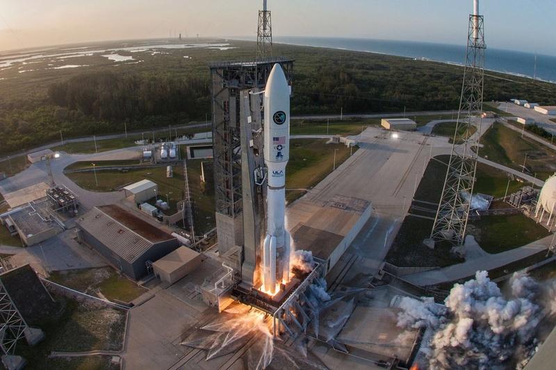 Atlas V 551 (AFSPC-11) - 14.4.2018 1193