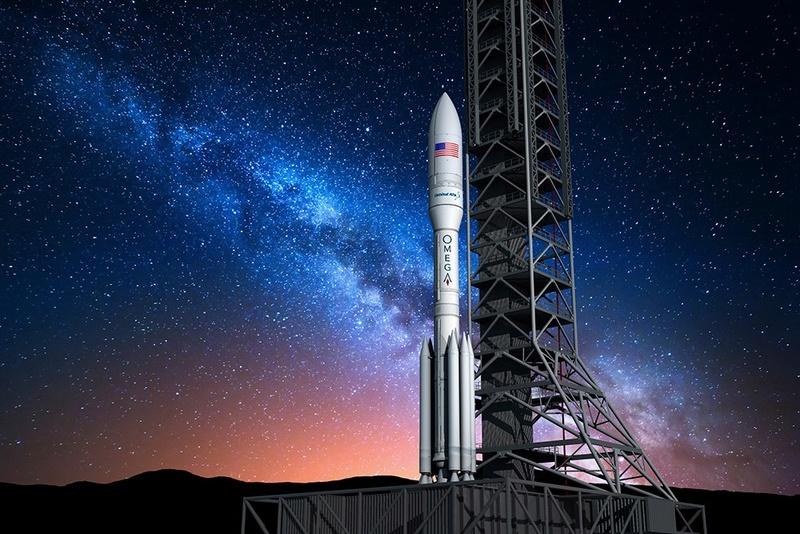 OmegA, le nouveau lanceur d'Orbital ATK 1195
