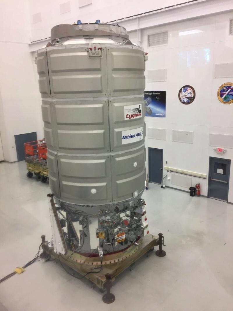 Antares 230 (Cygnus OA-8) - 12.11.2017 [Succès] 123