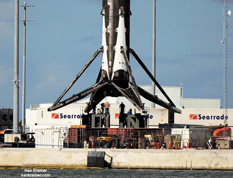 Falcon-9 (SES-11/Echostar-105) - 11.10.2017 [Succès] - Page 5 125