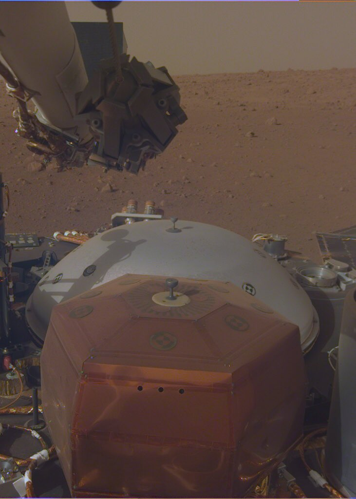 InSight - Mission d'exploration sur Mars - Page 10 1293