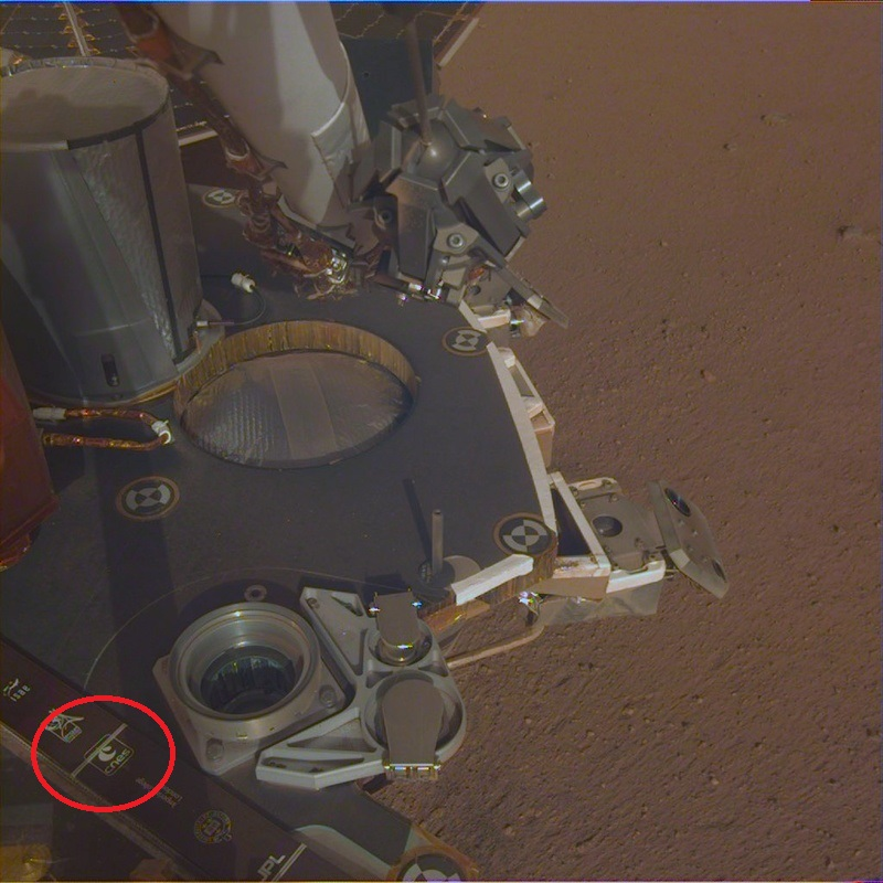 InSight - Mission d'exploration sur Mars - Page 10 1294