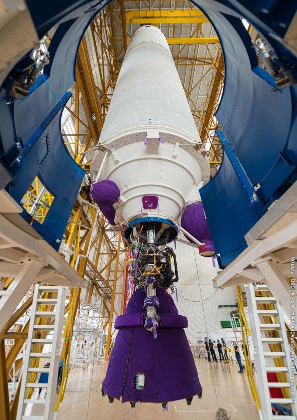 Ariane 5 VA240 (Galileo 19 - 22) - 12.12.2017 131