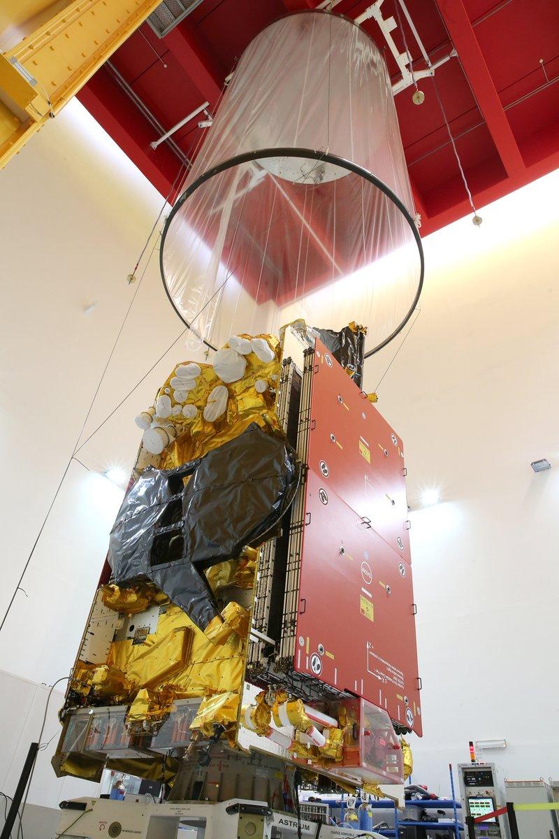 Ariane 5 ECA VA241 (Al Yah 3 + SES-14) - 25.1.2018 [Anomalie] 155