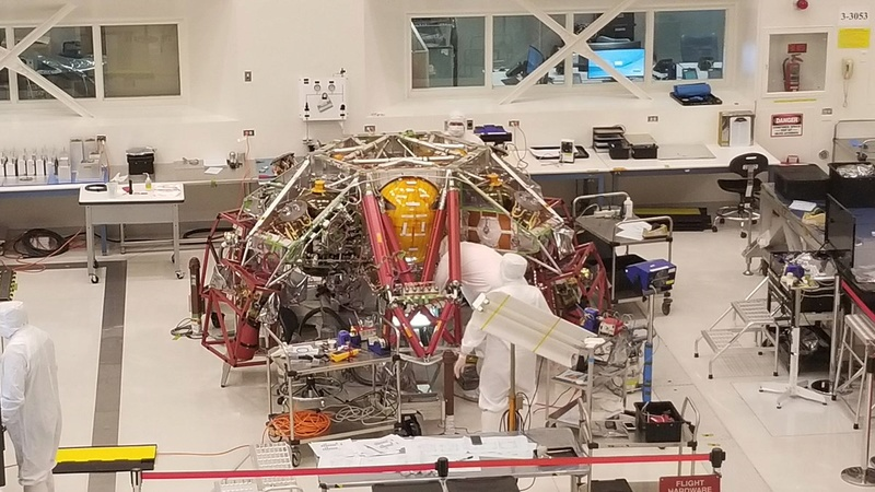"Préparation du rover Mars 2020 ""Perseverance"" - Page 6 161"