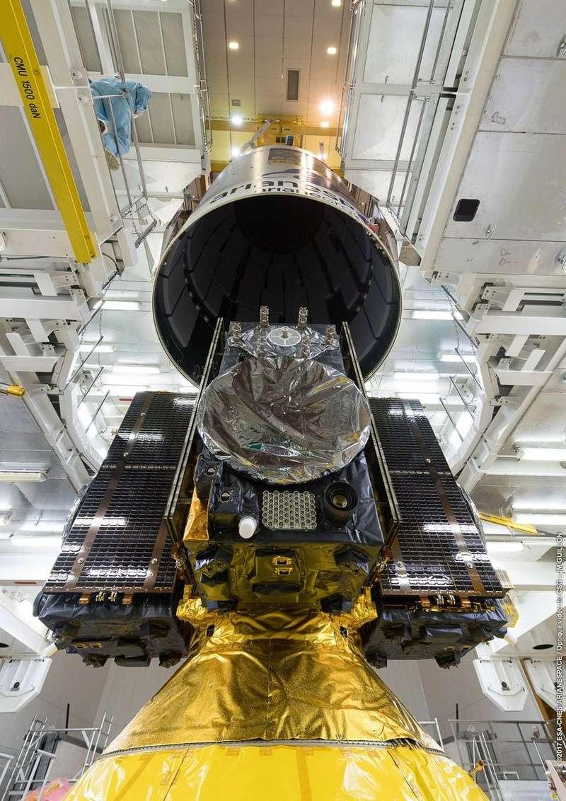 Ariane 5 VA240 (Galileo 19 - 22) - 12.12.2017 163