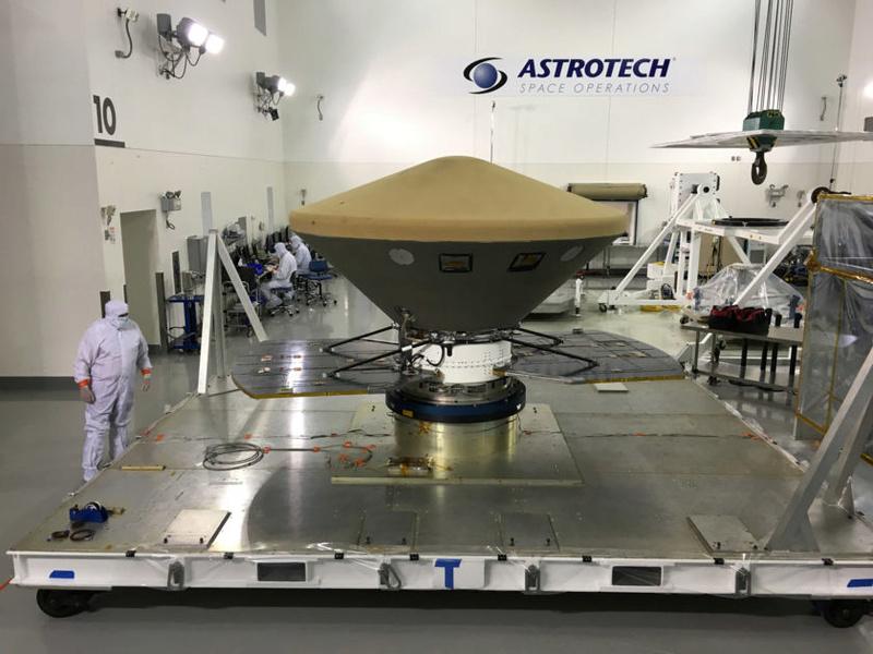 Préparation de la mission martienne InSight - Page 7 20180310