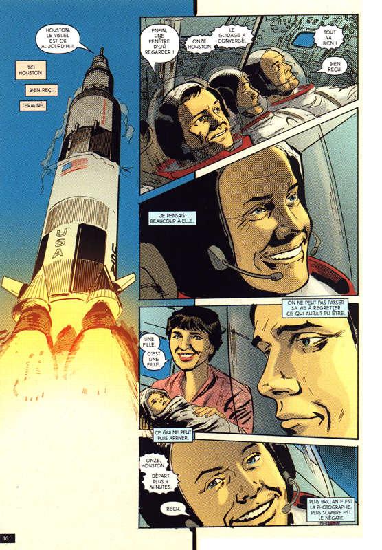 [BD] Apollo - Des hommes sur la Lune 275
