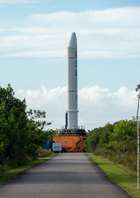 Ariane 5 VA240 (Galileo 19 - 22) - 12.12.2017 310