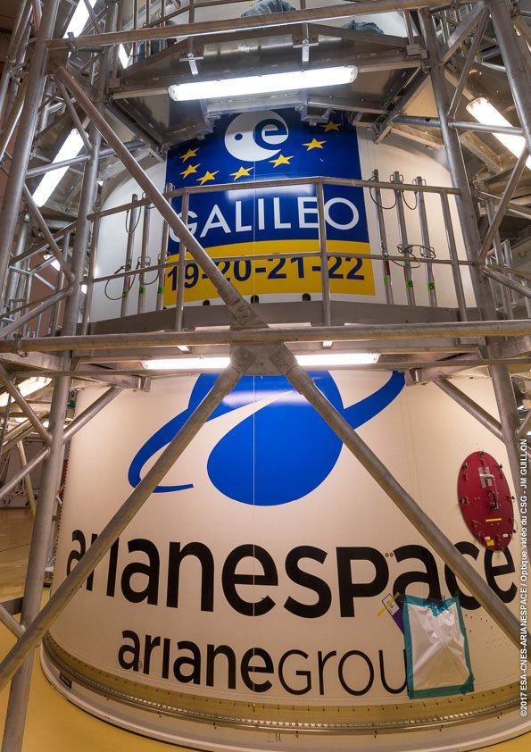 Ariane 5 VA240 (Galileo 19 - 22) - 12.12.2017 412