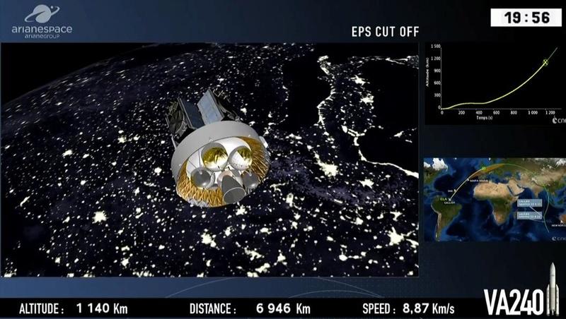 Ariane 5 VA240 (Galileo 19 - 22) - 12.12.2017 - Page 2 Scree121