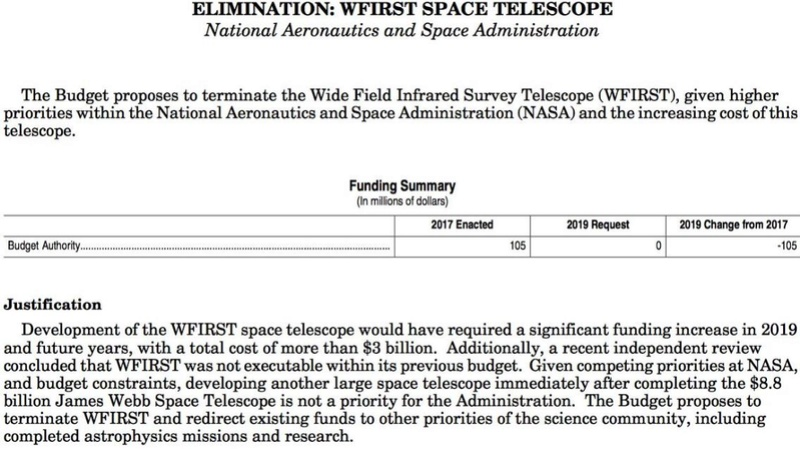 WFIRST  - Le télescope - 2025 Scree229