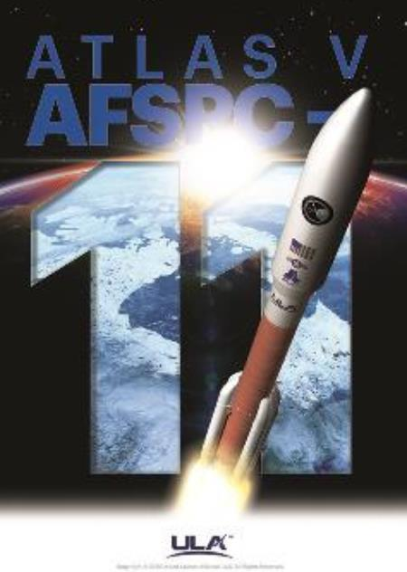 Atlas V 551 (AFSPC-11) - 14.4.2018 Scree297