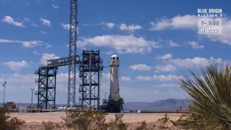 Le lanceur New Shepard de Blue Origin - Page 4 Scree367