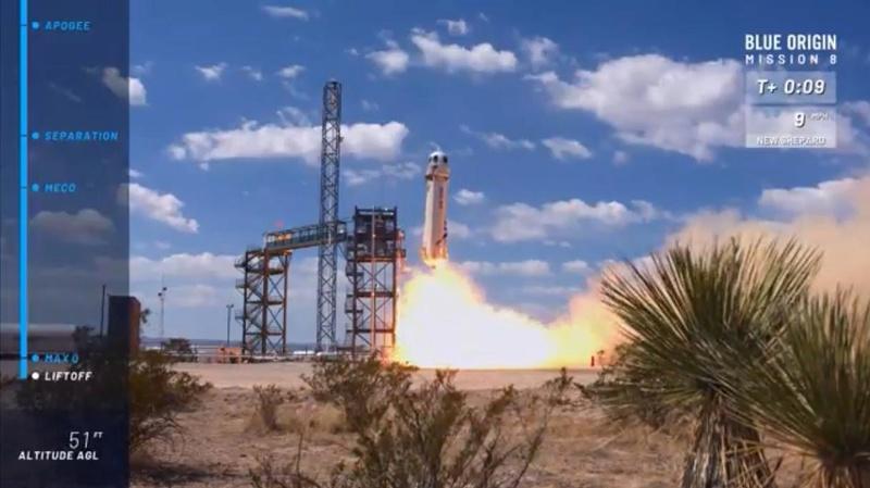 Le lanceur New Shepard de Blue Origin - Page 4 Scree368