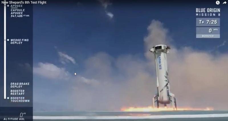 Le lanceur New Shepard de Blue Origin - Page 4 Scree369