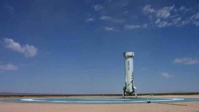 Le lanceur New Shepard de Blue Origin - Page 4 Scree372