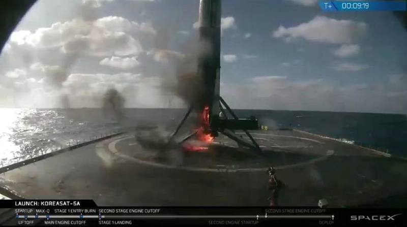 Falcon-9 (Koreasat-5A) - 30.10.2017 - Page 2 Screen50