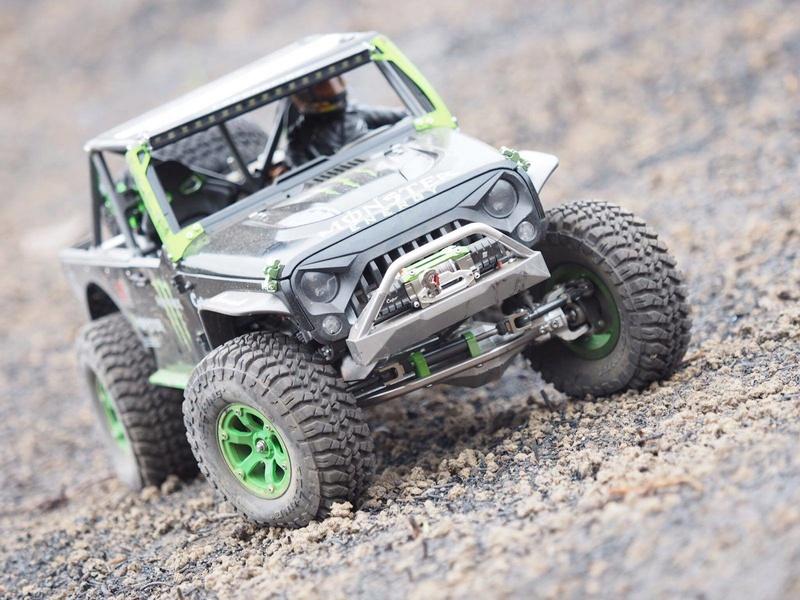 Capo Racing Jeep JK Max 2018 - Page 2 23668910