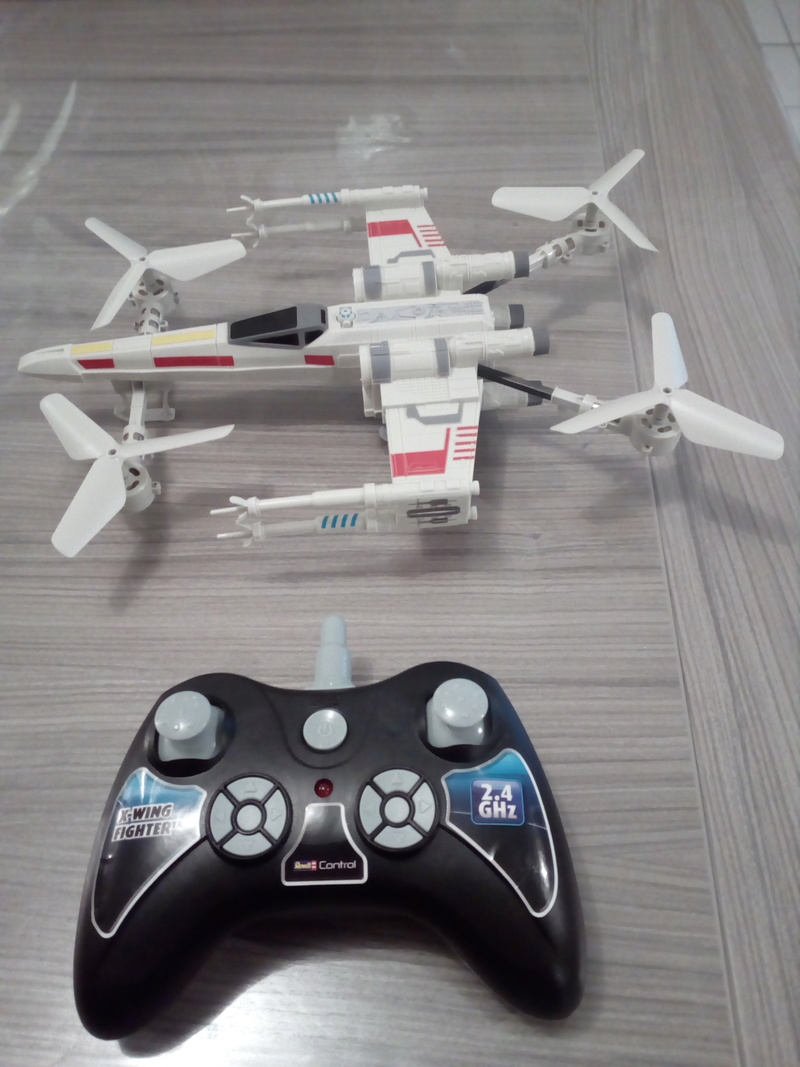 Drone revell star wars x-wing Img_2011