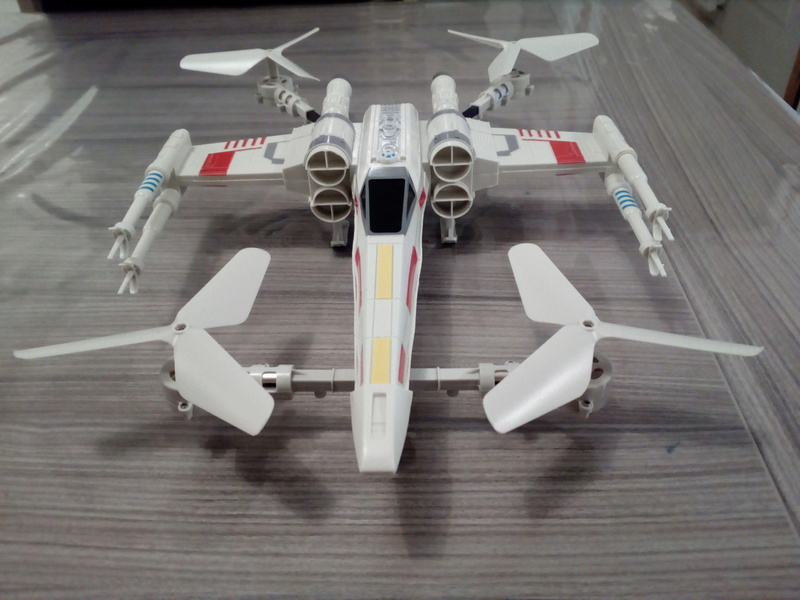 Drone revell star wars x-wing Img_2013