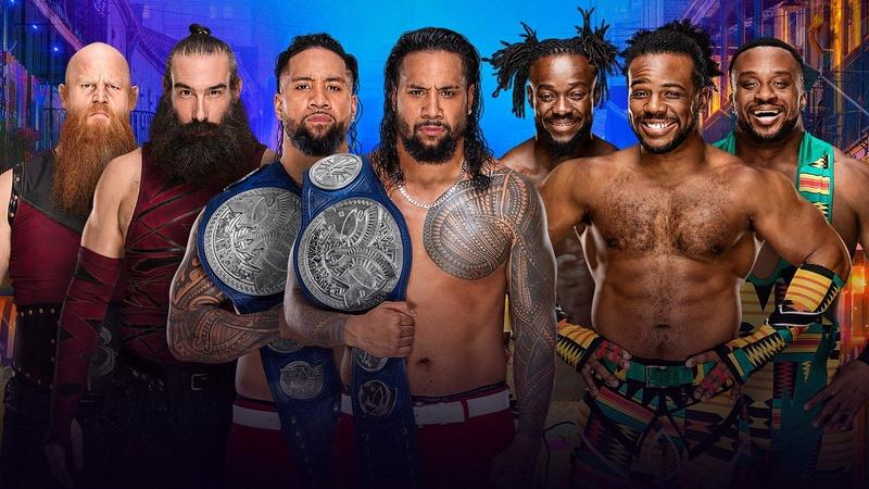 Wrestlemania 34 (Carte et Résultats) 20180313