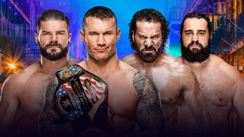 Wrestlemania 34 (Carte et Résultats) 20180314
