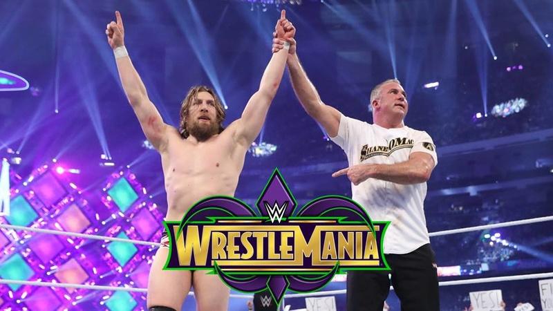Wrestlemania 34 (Carte et Résultats) 30412310
