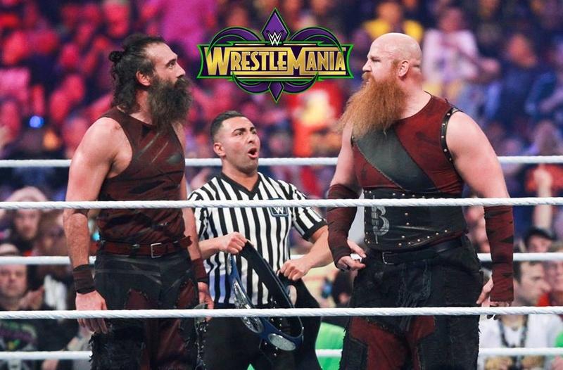 Wrestlemania 34 (Carte et Résultats) 30412610