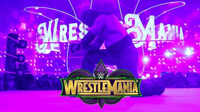 Wrestlemania 34 (Carte et Résultats) 30414810