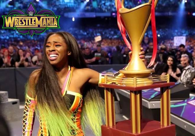 Wrestlemania 34 (Carte et Résultats) 30414910