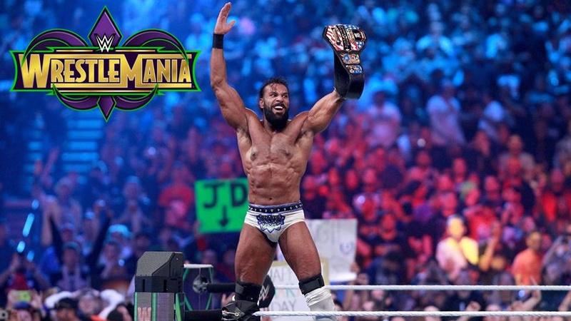 Wrestlemania 34 (Carte et Résultats) 30441110