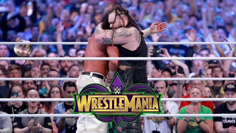 Wrestlemania 34 (Carte et Résultats) 30441210
