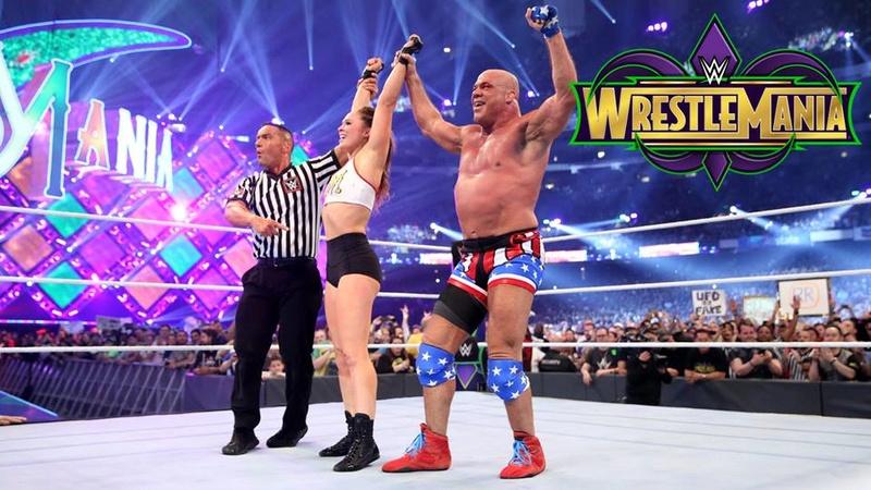 Wrestlemania 34 (Carte et Résultats) 30441510