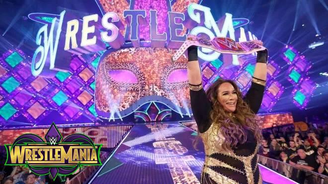 Wrestlemania 34 (Carte et Résultats) 30515710