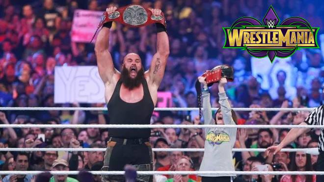 Wrestlemania 34 (Carte et Résultats) 30594710