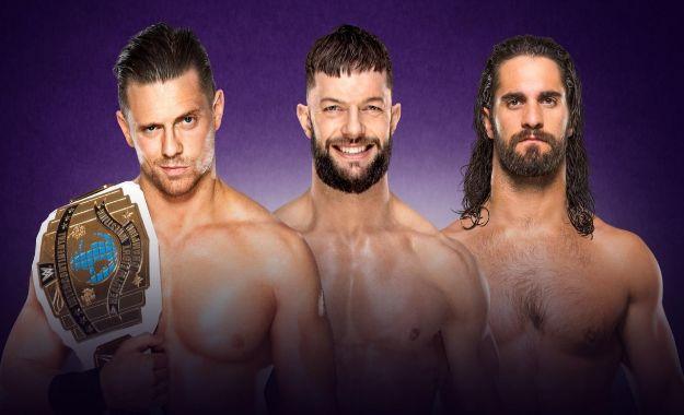 Wrestlemania 34 (Carte et Résultats) Triple11