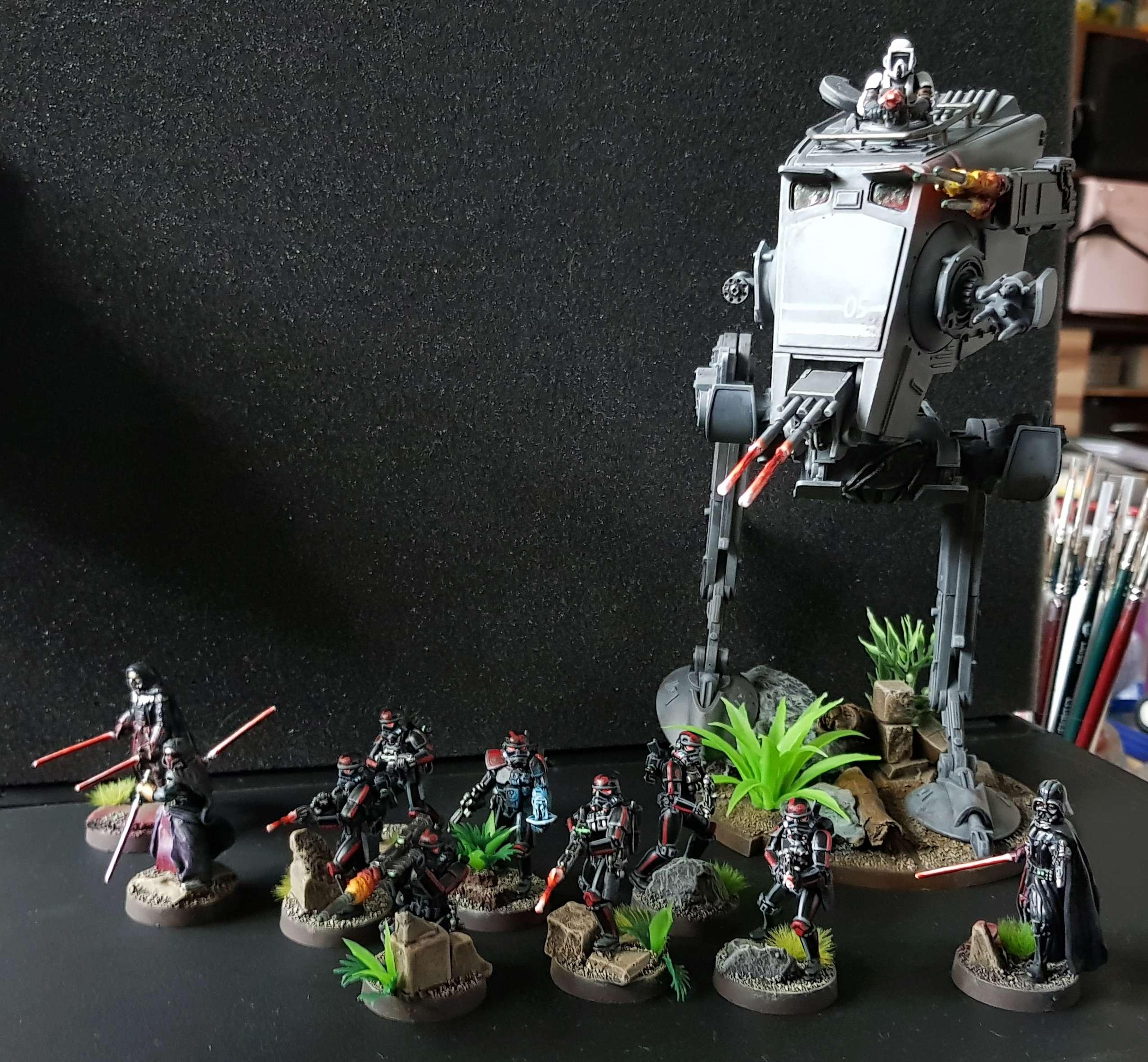 [Legion] Miniaturen Schaukasten - Seite 3 20180518
