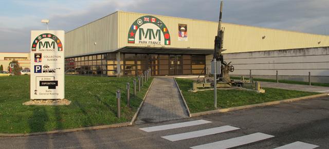 Mm Park France ( La Wantzenau ,  Bas Rhin / Alsace ) Vue-en10