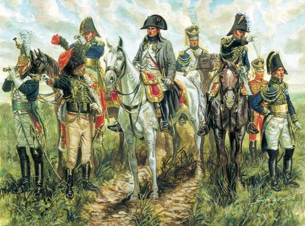 CR Last Eagles Ligny 1815 scénario Historique N°3 13712