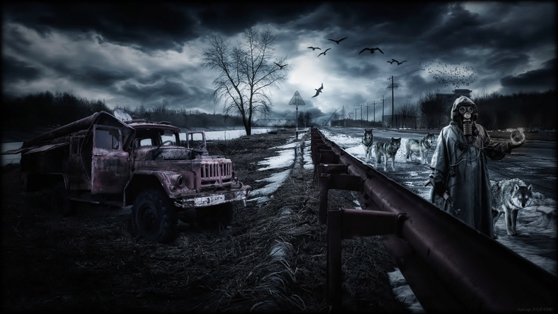 "CR This war of mine  ""Apocalypse 2028"" 47812810"