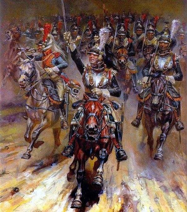 CR Last Eagles Ligny 1815 scénario Historique N°3 5eme-c10