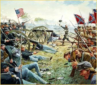 CR   LITTLE ROUND TOP  July the 2nd 1863 79600410