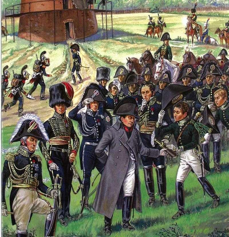 CR Last Eagles Ligny 1815 scénario Historique N°3 8ca4fe11