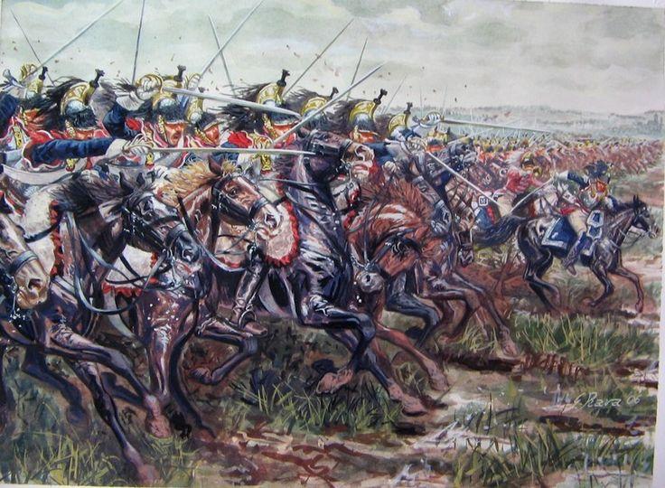 CR Last Eagles Ligny 1815 scénario Historique N°3 94350010