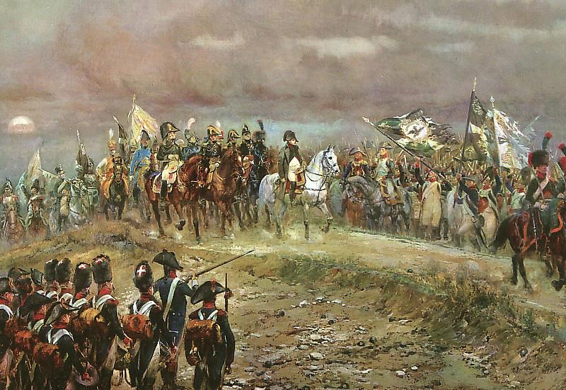 CR solo Napoléon 1806 stratégie FR commentée Battle13